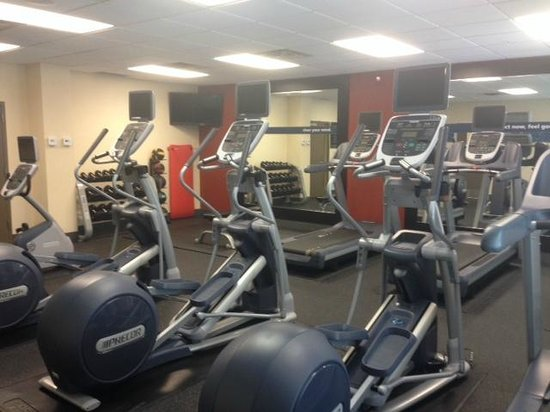 Hampton Inn & Suites Minneapolis - St. Paul Airport: Workout Room