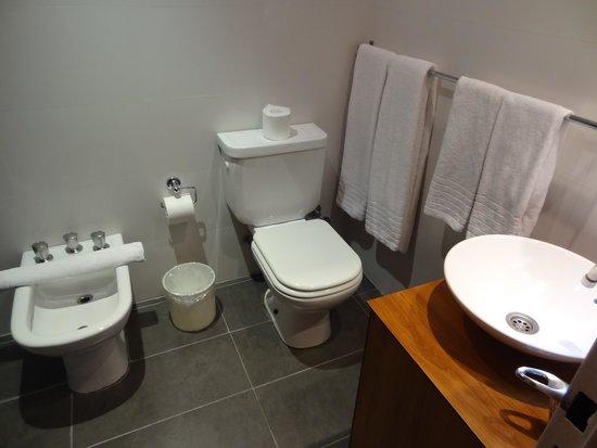 Rochester Concept: Fotos do banheiro