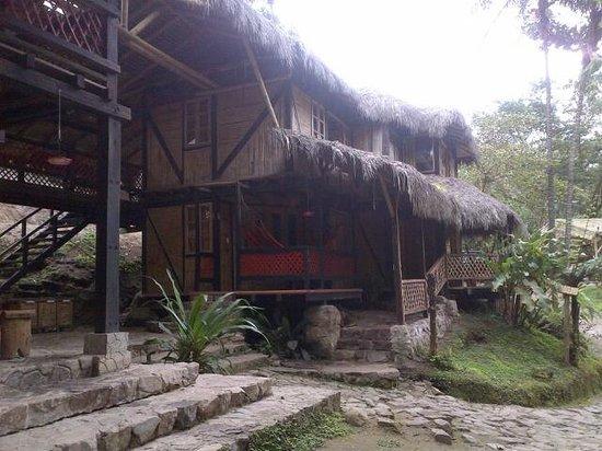 Maquipucuna Reserve: lodge
