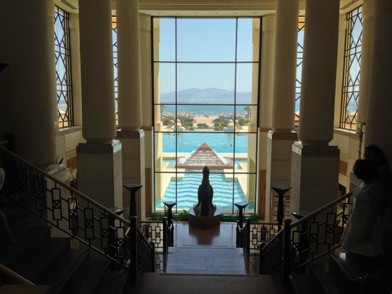 Sheraton Soma Bay Resort: View from lobby