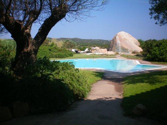 Resort Valle Dell'Erica Thalasso & Spa: Piscina del centro benessere