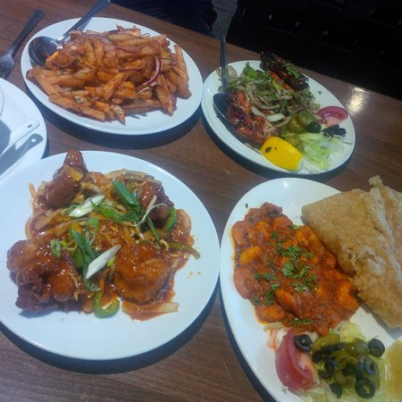 Lovely starters picture of an najeeb leicester for An najeeb cuisine
