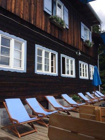 Sillberghaus Almbad & Lodge: espace  détente et repos