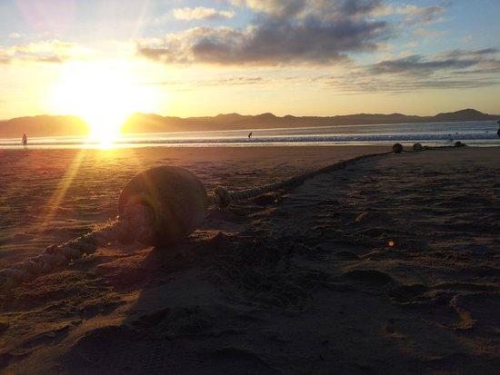 Los Angeles Locos: sunrise