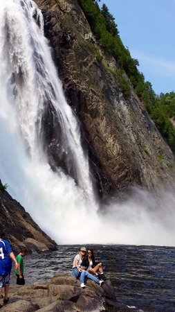 Parc de la Chute-Montmorency : Beautiful day trip!