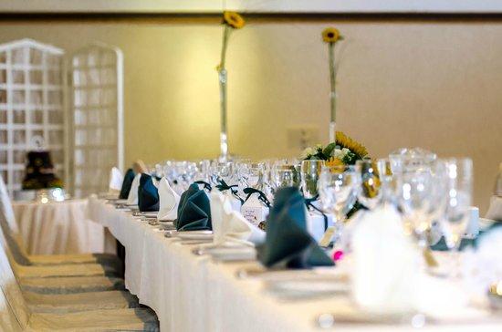 Lancaster House: Dinning at Wedding Breakfast