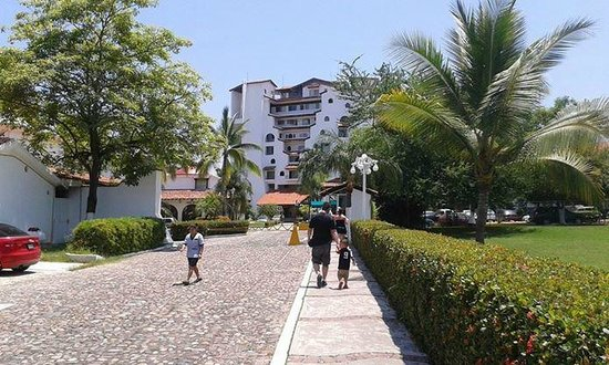 Vamar Vallarta All Inclusive Marina and Beach Resort: Hotel