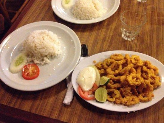 Coral View Island Resort: una cena