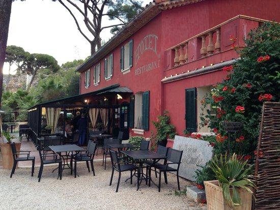Jardin d'Emile: L hôtel