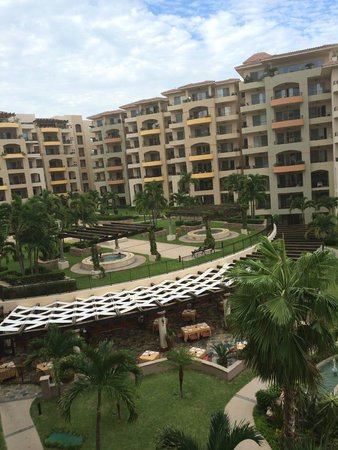 Villa La Estancia: View from Building 3, Floor 4