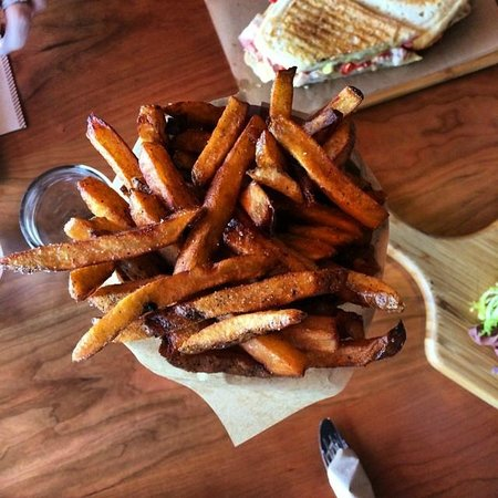 Duckfat : Duck Fat Fries