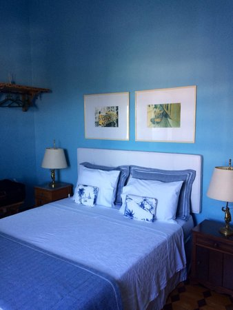 Guesthouse Bianca: Our Sugarloaf room
