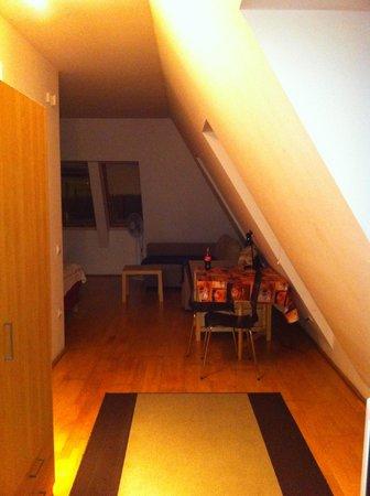 Mango Aparthotel and Spa: Estudio