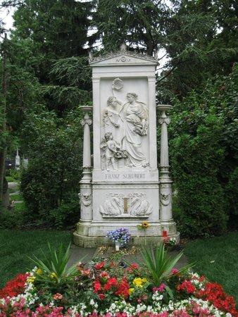 Zentralfriedhof: Cemetery