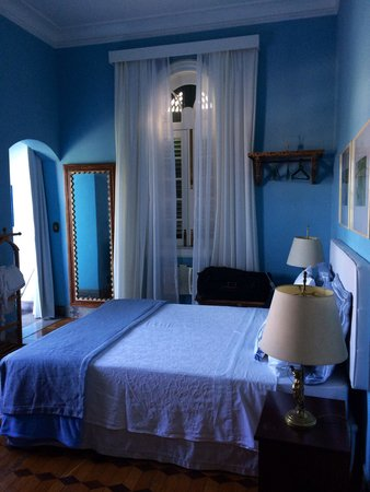 Guesthouse Bianca: Sugarloaf room
