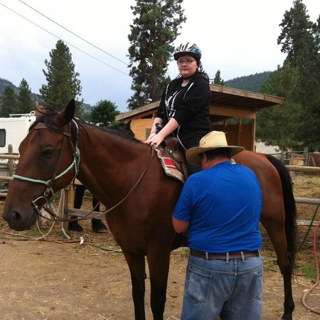 Kettle Valley Trail Rides and Carriage Company: Great day for a ride