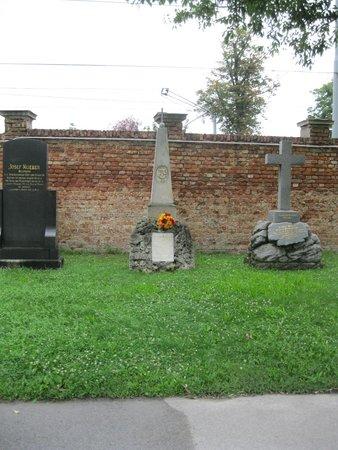 Central Cemetery (Zentralfriedhof): Cemetery