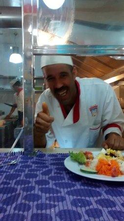 Restaurant Marhaba: Un saluto dalla cucina