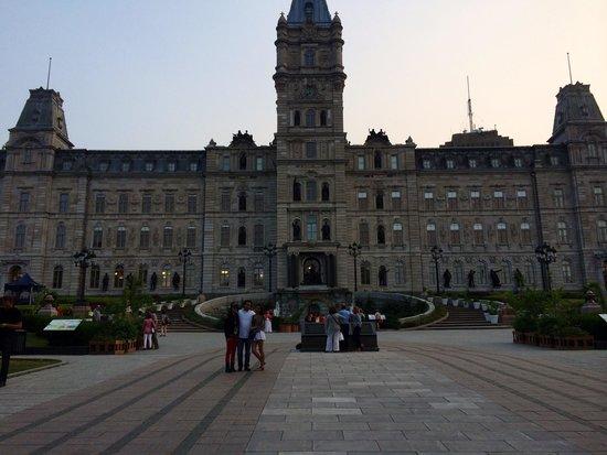 Parliament Building (Hotel du Parlement): Parliament building