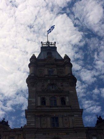 Parliament Building (Hotel du Parlement) : Parliament