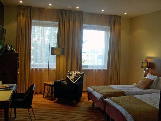 Hotel Katajanokka: Номер Премьер