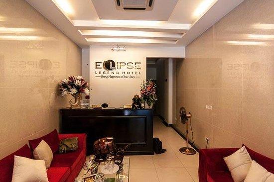 Eclipse Legend Hotel: Rezeption