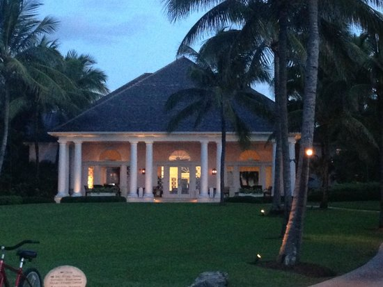 One & Only Ocean Club: The main house