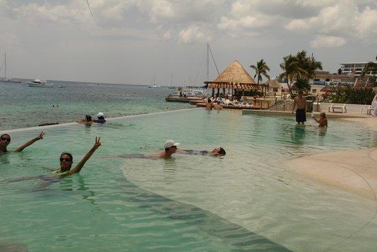 Grand Park Royal Cozumel: Just relaxing!!