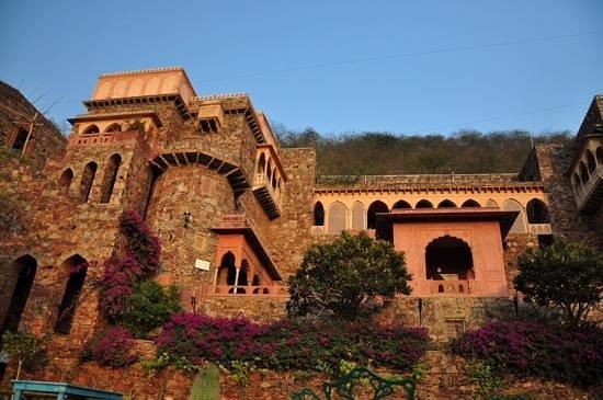 Neemrana Fort-Palace: wow