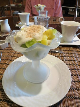 Il Nido Country Inn : Breakfast - First Course