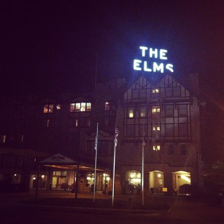 The Elms Hotel and Spa : The Elms