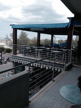 Hotel Nettuno: Terrazza colazione
