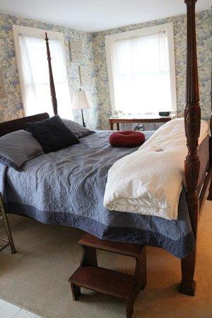 Grape Arbor Bed and Breakfast : Camera Concord