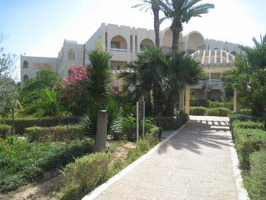 Iberostar Mehari Djerba : Les jardins