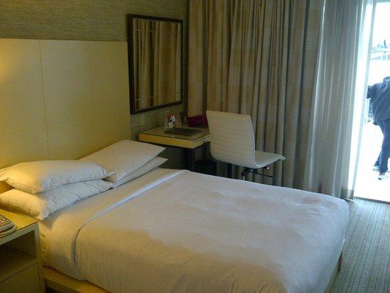 Hilton Fort Lauderdale Marina : Habitación
