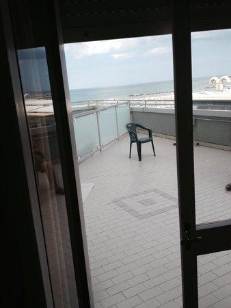 Hotel Nettuno: Camera con terrazza!!!!