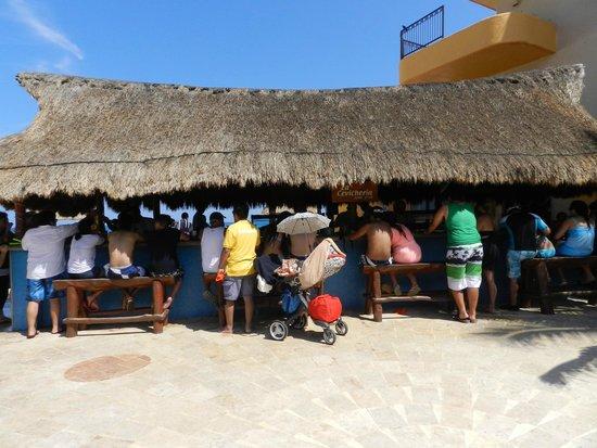 Cevicheria picture of fiesta americana condesa cancun for Americana hotel nyc