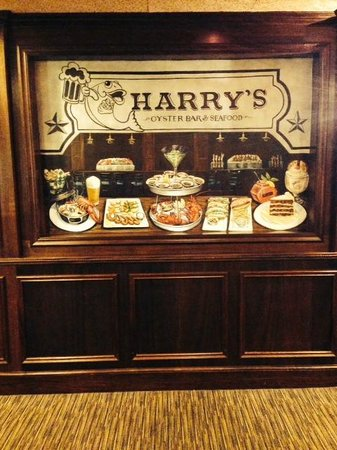 Harry's Oyster Bar & Seafood: Harry's