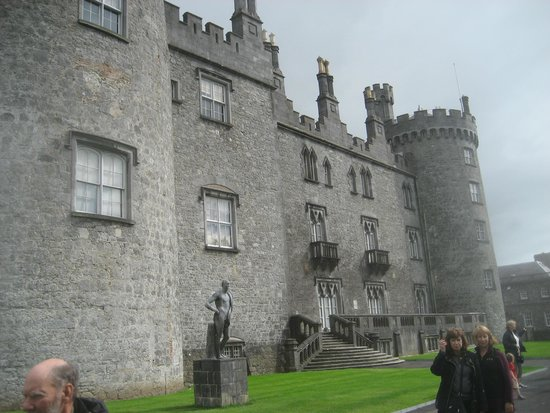 Kilkenny Castle - from the Grounds