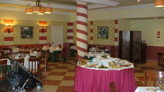 Blau Marina Varadero Resort: Restaurant Italien