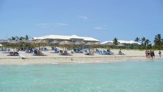 Blau Marina Varadero Resort: Belle plage
