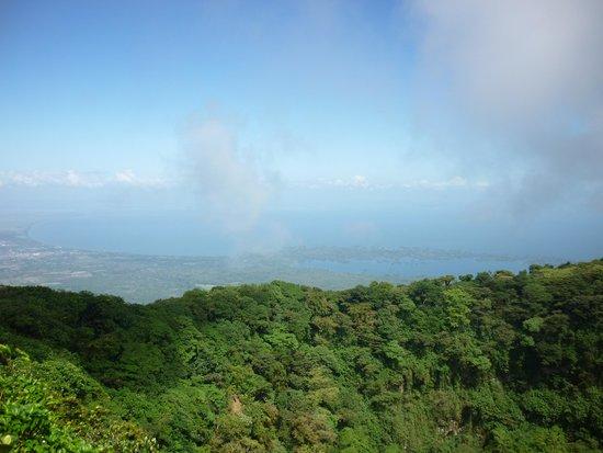 Mombacho Volcano: Vista