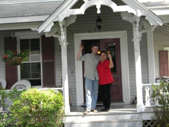 The Inn at Southwest: Dora & Daniel - Till Next Time