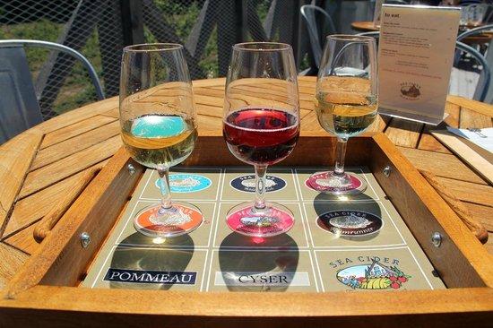 Sea Cider Farm & Ciderhouse : Short Flight