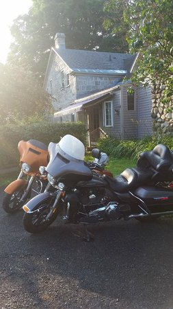 Alburgh, VT: August 1 2014 Ransom Bay Inn