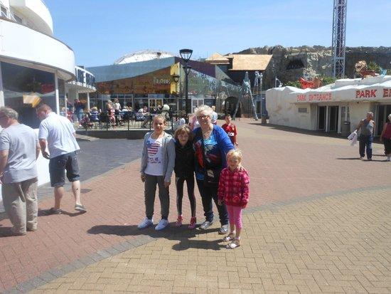 Blackpool Pleasure Beach: Blackpool