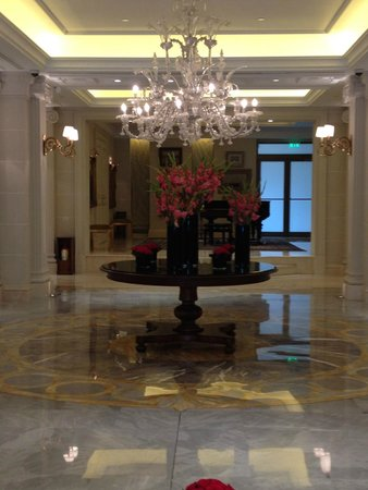 King George, A Luxury Collection Hotel : Hotel lobby