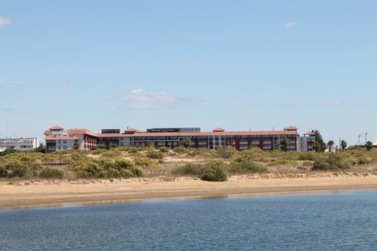 Occidental Isla Cristina: View of the hotel front
