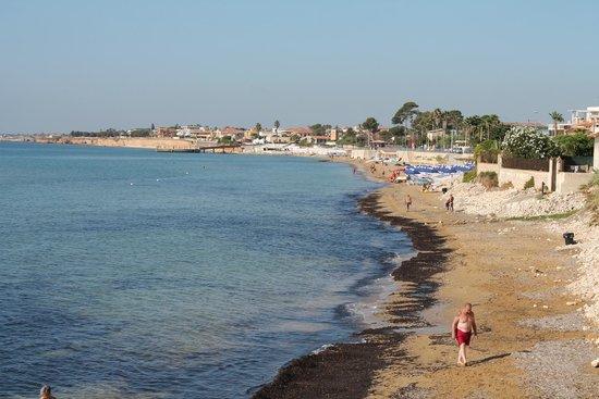 B&B La Terrazza sul mare : la spiaggia