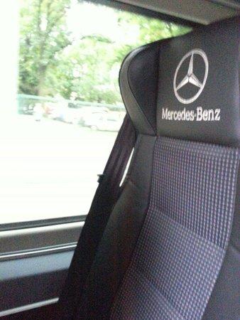 Krakow Shuttle -  Tours: 1 day tour to Auschwitz-Birkenau and the Salt Mines in a classy Mercedes van.